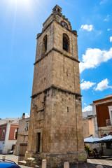 Il campanile di Mnfredonia