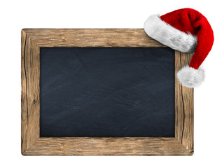 little xmas chalkboard