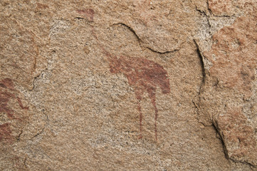 Phillips-Höhle, Strauss, Ameib, Namibia, Afrika