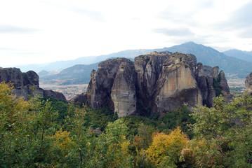 Eastern Orthodox monasteries in Meteora