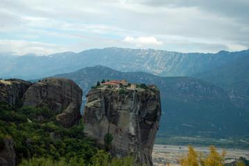 Complexes of Eastern Orthodox monasteries in Meteora