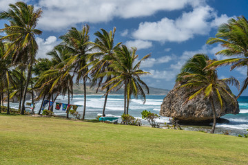 Barbados - Bathsheba on the east coast