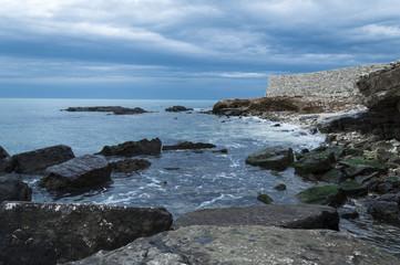 Grotte di Ripalta, Bisceglie, Puglia