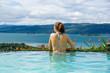 vacances et vue sur le lac - Costa Rica