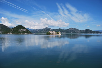 Скадарское озеро. Крепость-тюрьма