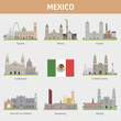 Cities in Mexico - 72945466