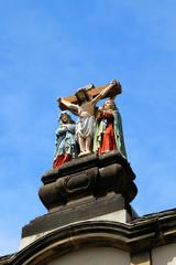 Kreuzigungsgruppe in Trier