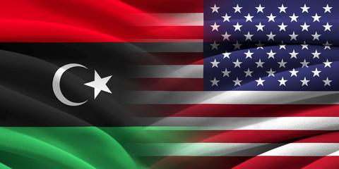 USA and Libya.