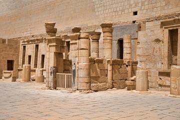 Hatshepsut near Luxor in Egypt