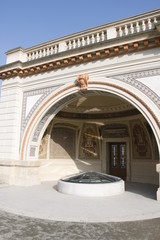 Budapest - Palais de Budavár