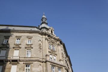 Budapest - Immeuble