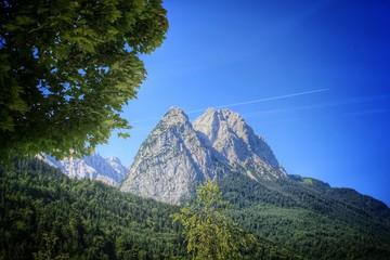 Garmisch-Partenkirchen, Berggipfel