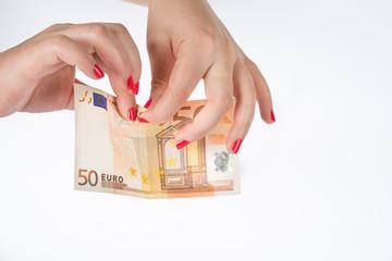 Strappare banconota