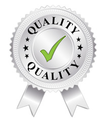 Vector of Quality (Green)