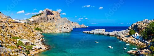 St Pauls Bay Lindos Rhodes - 72953475