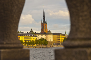 Cathedral View, Stockholm, Sweden