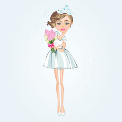 Fashion bride