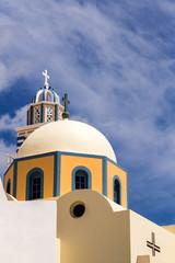 Catholic Church in Santorini