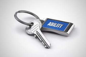 Key of Ability