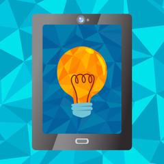 Bulb Tablet