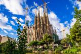 Hiszpania Sagrada Familia Sagrada Familia
