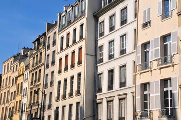 Immeuble, Paris