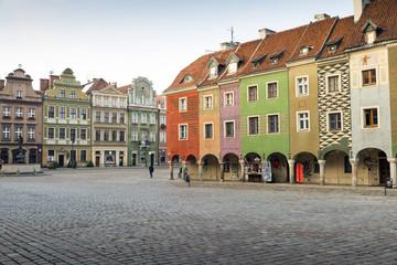 Rowhouses at Poznan