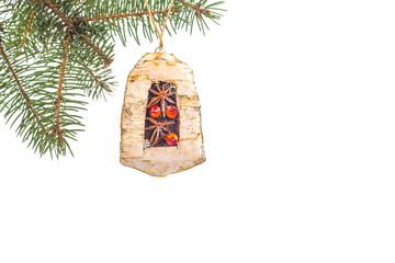 Christmas decorations - toys Slavic