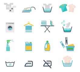 Laundry Symbols