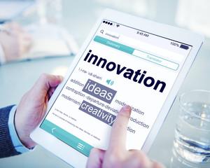 Digital Dictionary Innovation Ideas Creativity