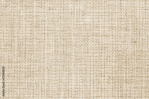 Fotobehang Stof Natural linen fabric texture for the background.
