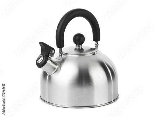 Stovetop whistling kettle