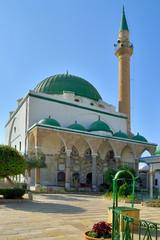 ..ancient Akko Israel mosque