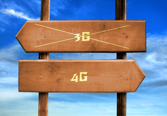 Strassenschild 29 - 4G