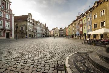 Market square, Poznan