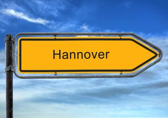 Strassenschild 26 - Hannover