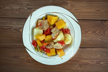 Andalusian Gypsy Stew