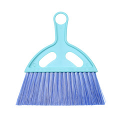 Dust brush isolated on white background