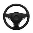 Steering Wheel Isolated - 72968013