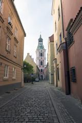 Poznan church