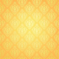 yellow wallpaper pattern