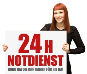 24H Notdienst!