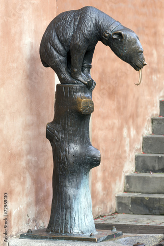 Wroclaw bear © villorejo