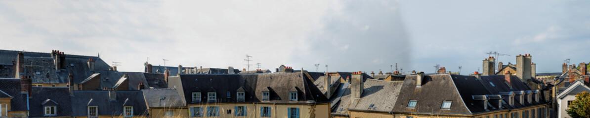 roofs panorama
