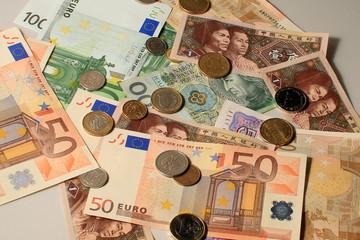 money of the world