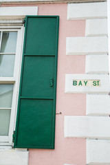 Details on Bay Street in Nassau