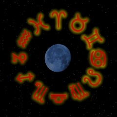 Zodiac moon