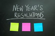 New Year's resolutions - 72976655
