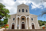 Immaculate Conception Cathedral at Mahe Island