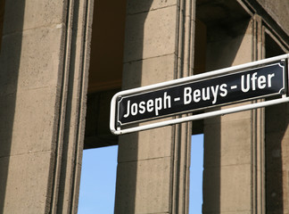 Joseph Beuys Ufer, Düsseldorf